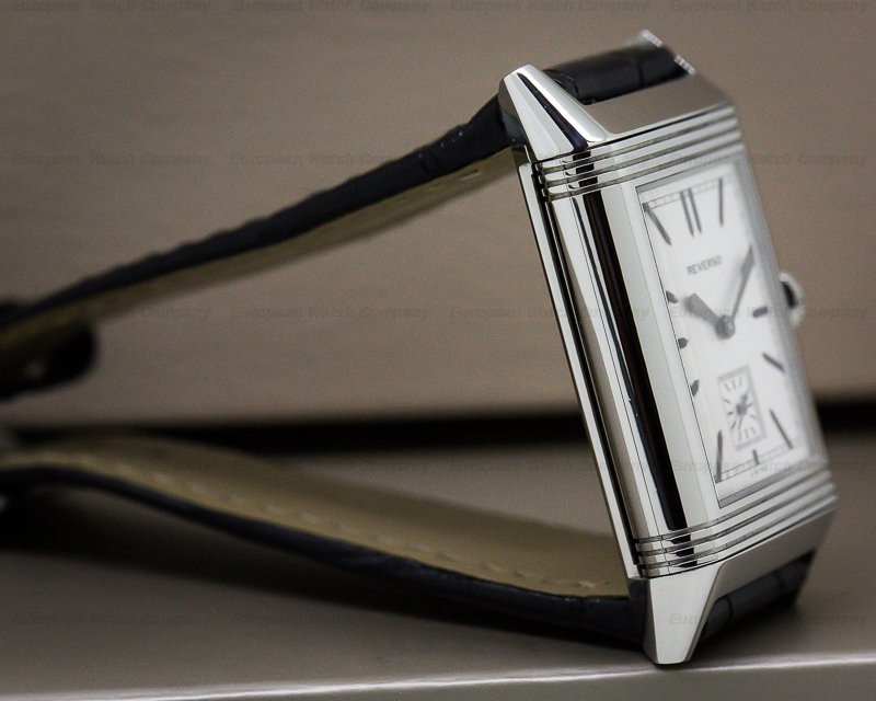Jaeger LeCoultre 3788570 Grande Reverso Ultra Thin Duoface SS