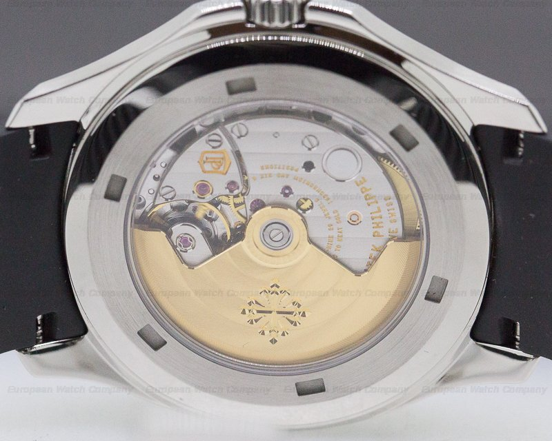Patek Philippe 5167/A-001 Aquanaut 5167 SS / Rubber