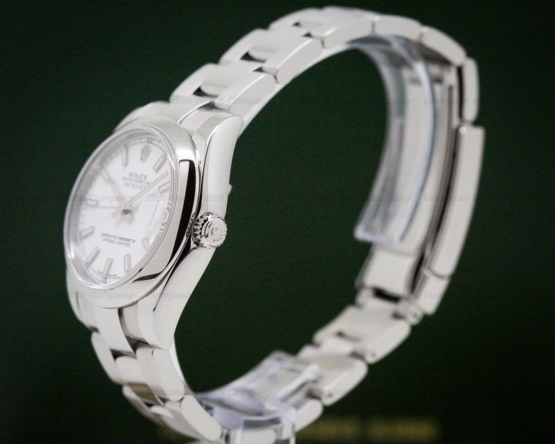 Rolex 178240 Ladies Rolex Datejust White Index Dial