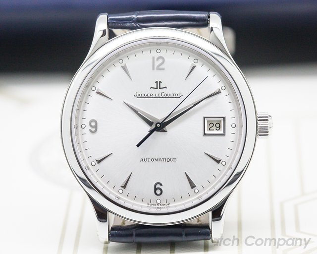 Jaeger LeCoultre 140.8.89 Master Control Automatic SS / Strap