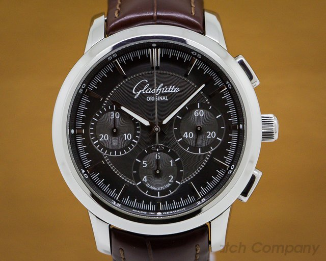 Glashutte Original 39-31-34-42-04 Senator Chronograph 