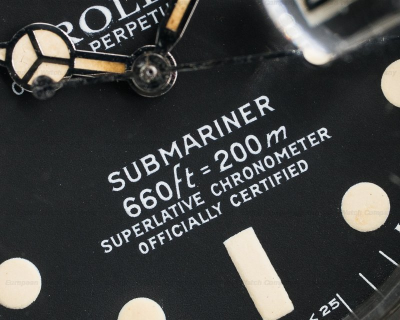 Rolex 1680 Submariner 1680 SS EXCELLENT CONDITION