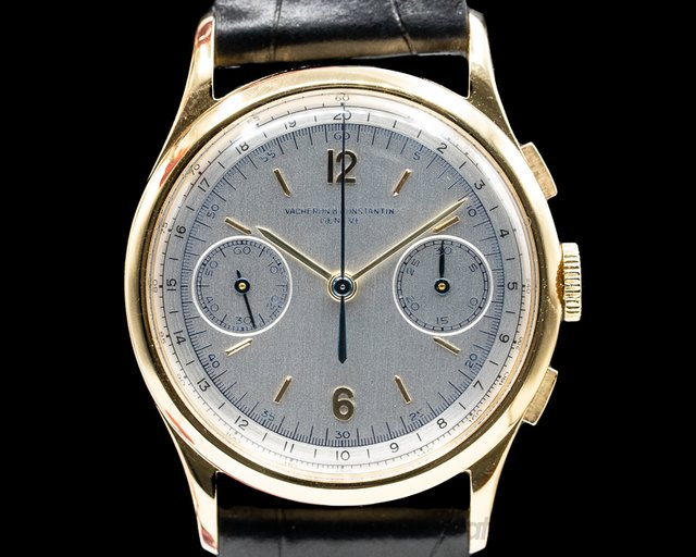 Vacheron Constantin 4072 Vintage Chronograph 4072 18k Yellow Gold