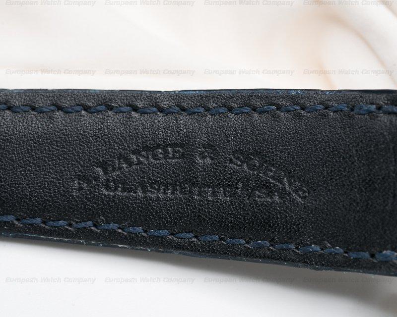 A. Lange and Sohne 730.025F 1815 Tourbillon Platinum LIMITED