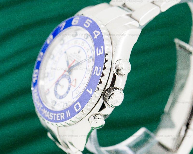Rolex 116680 Yacht Master II SS / SS