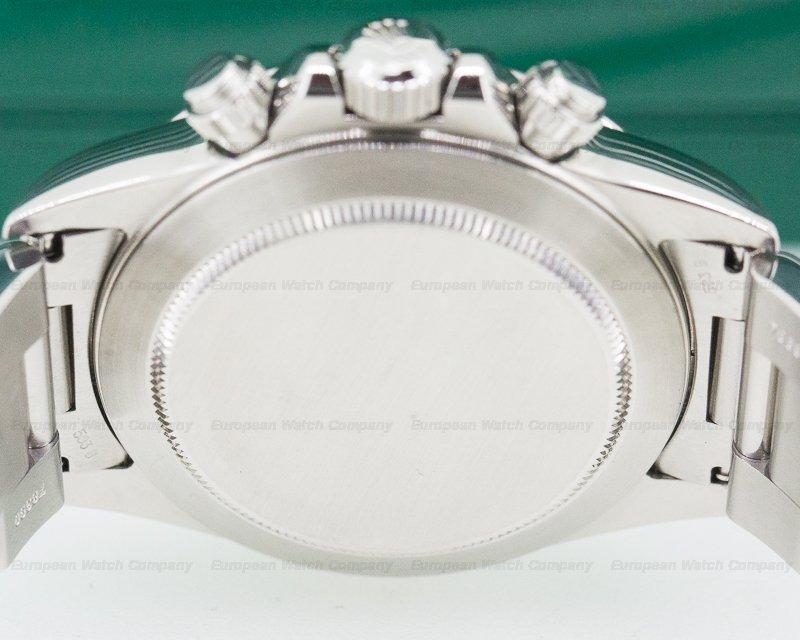 Rolex 16520 Daytona SS Black Dial Zenith Movement T Series