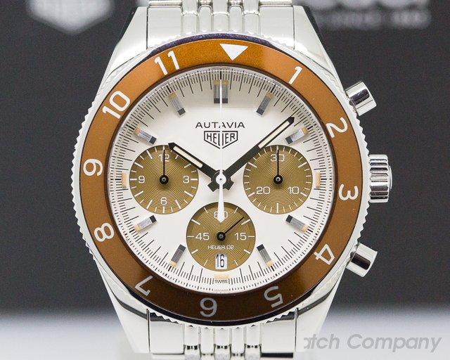 "TAG Heuer CBE2113.FC8226 Autavia Limited Edition for UAE / On ""GF Bracelet"