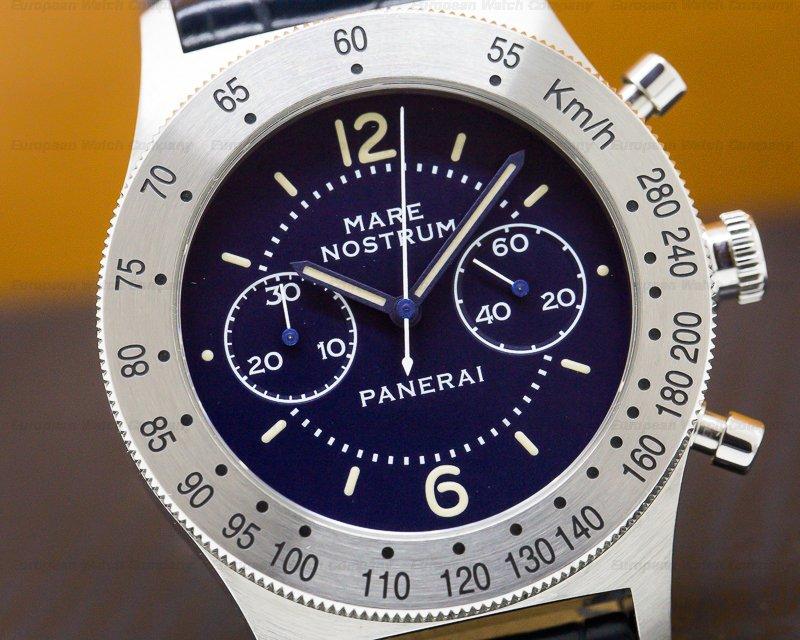 Panerai PAM00716 Mare Nostrum Acciaio PAM 716