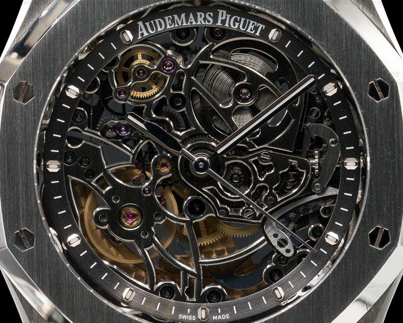 Audemars Piguet 15305ST.OO.1220ST.01 Royal Oak Skeleton Openworked Selfwinding SS