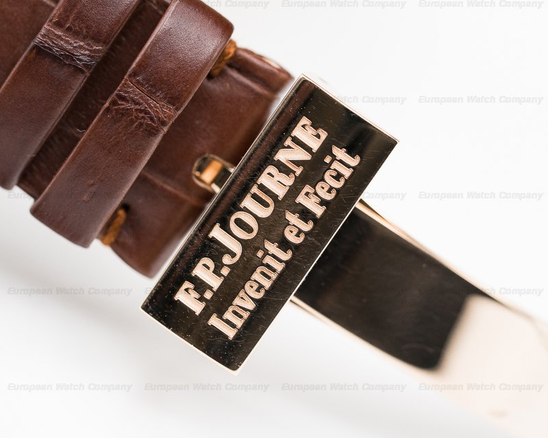 F. P. Journe Centigraphe Boutique Edi Centigraphe Souverain BOUTIQUE EDITION 18K Rose Gold / Black Dial Deploy
