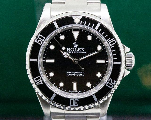Rolex 14060 Submariner No Date SS