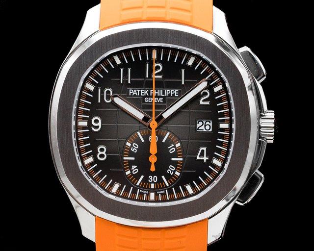 Patek Philippe 5968A-001 5968A Aquanaut Chronograph UNWORN