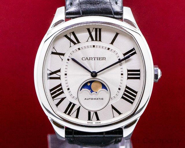 Cartier WSNM0008 Drive de Cartier Moon Phases SS