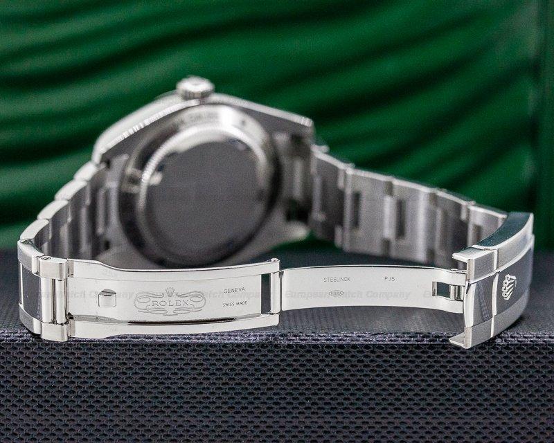 Rolex 116400 Milgauss SS Black Dial