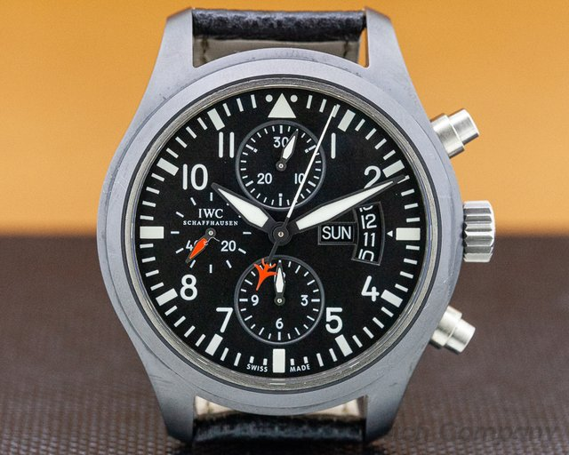 IWC IW378901 Top Gun Ceramic Pilot Chronograph