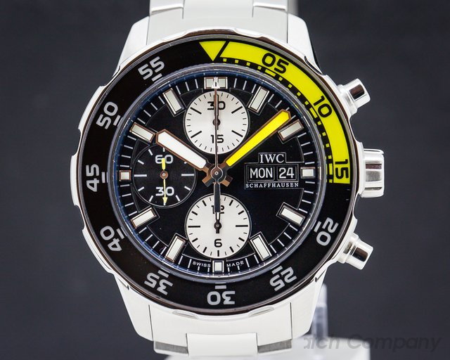 IWC IW376701 Aquatimer Chronograph Automatic SS / SS