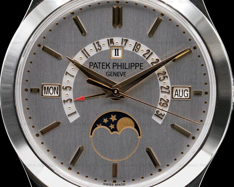 Patek Philippe 5496P-015 Retrograde Perpetual Calendar Platinum
