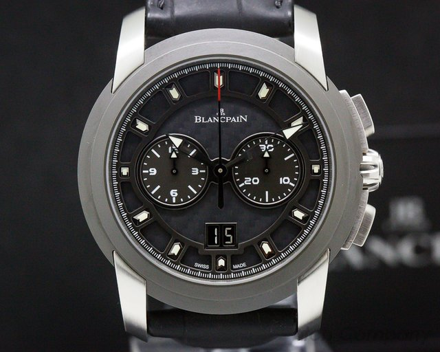 Blancpain R85F-1103-53B L-Evolution R Chronograph Flyback Grande Date