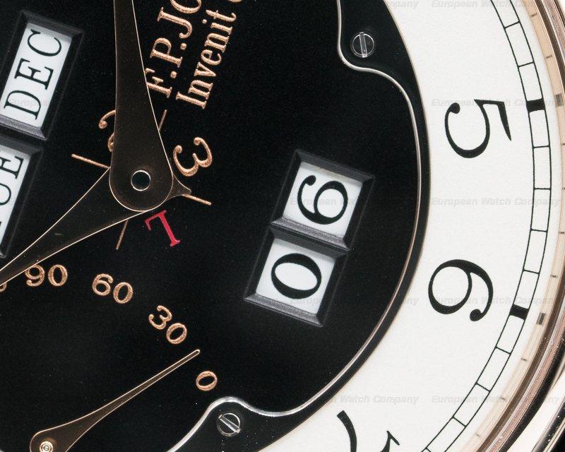 F. P. Journe Octa Quantieme Perpetual Octa Quantieme Perpetual Calendar BOUTIQUE EDITION