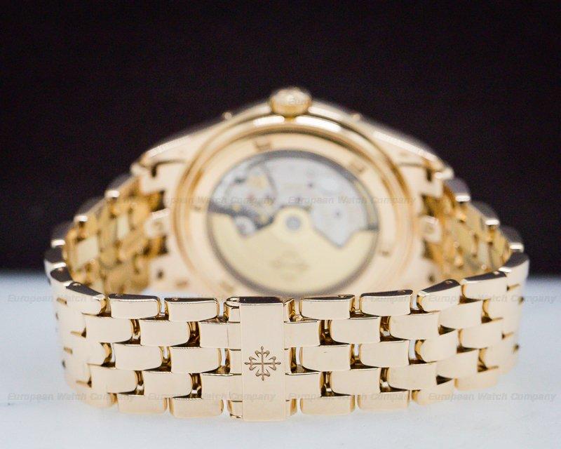 Patek Philippe 5146/1R-001 Annual Calendar 18K Rose Gold / Rose Gold Bracelet