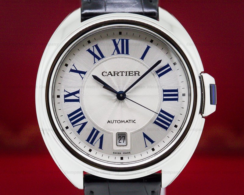 Cartier WSCL0018 Cle De Cartier SS Automatic