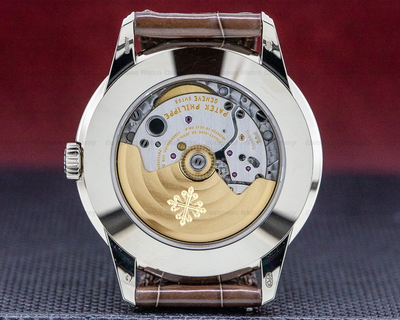 Patek Philippe 5320G-001 Perpetual Calendar Grand Complications 18K White Gold UNWORN
