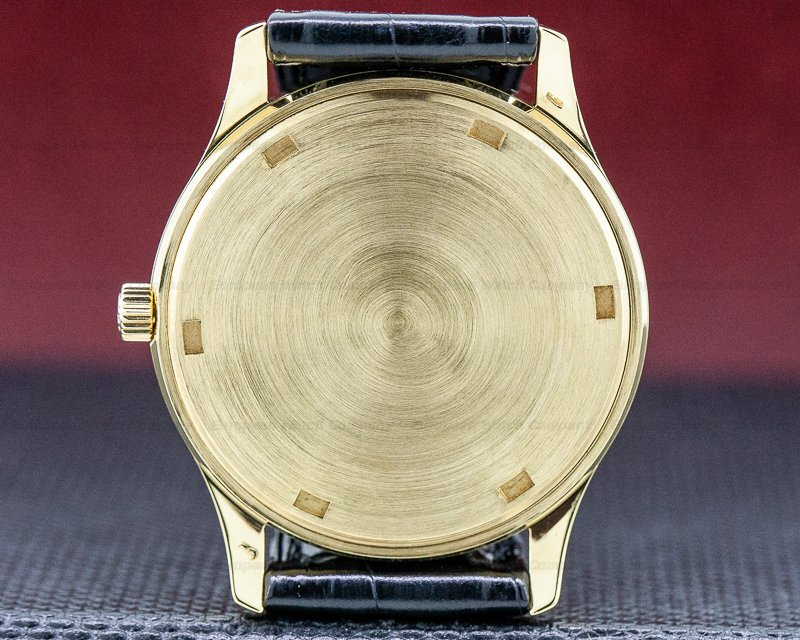 Patek Philippe 3998J Calatrava Automatic 18K Yellow Gold