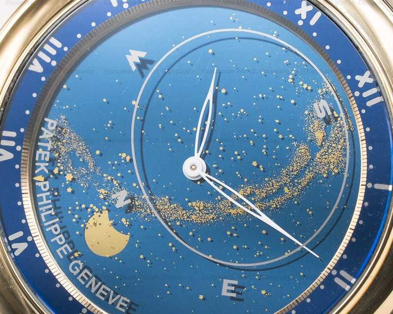 Patek Philippe 5102J-001 Celestial Sky Chart Grand Complication 5102 Yellow Gold