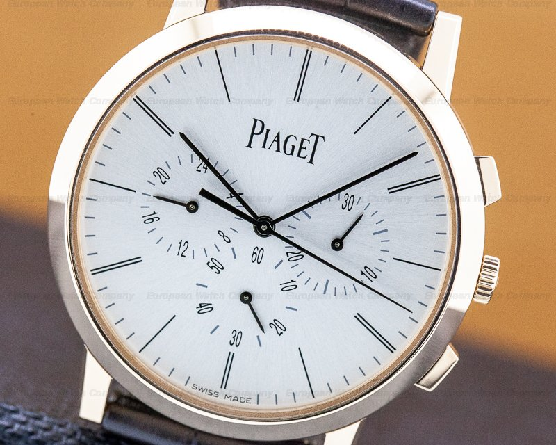 Piaget G0A40030 Altiplano Chronograph 41mm 18k Rose Gold