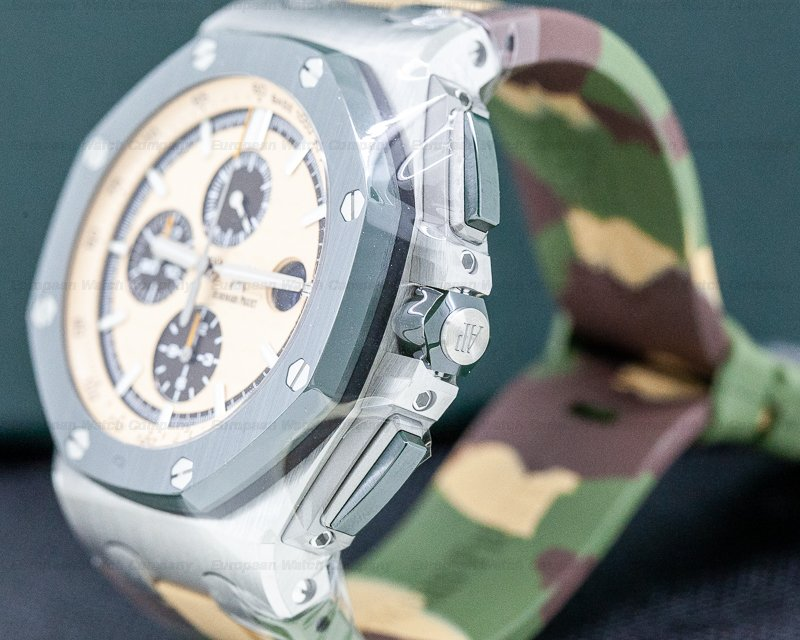 Audemars Piguet 26400SO.OO.A054CA.01 Royal Oak Offshore CAMOUFLAGE UNWORN