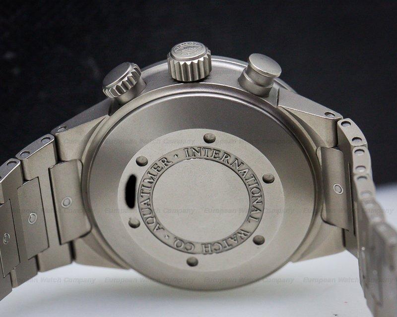 IWC IW371903 Aquatimer Chronograph Titanium / Titanium