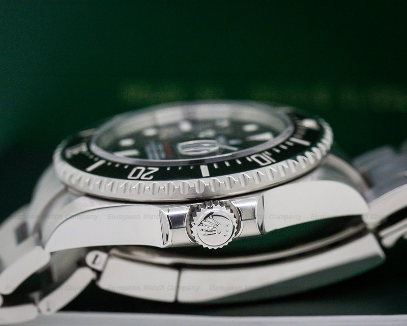Rolex 126600 Sea Dweller RED 43mm 50th Anniversary SS