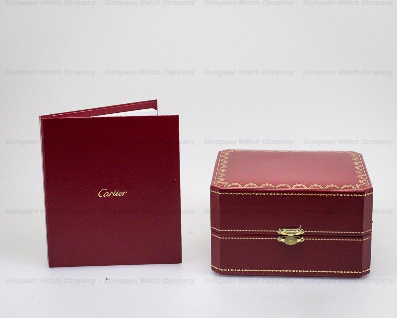 Cartier W7100039 Calibre de Cartier SS / 18K Rose Gold