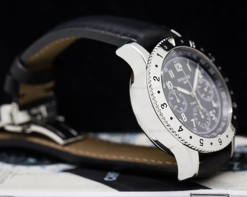 Dodane Type 21 Type 21 Black Dial SS Re Edition