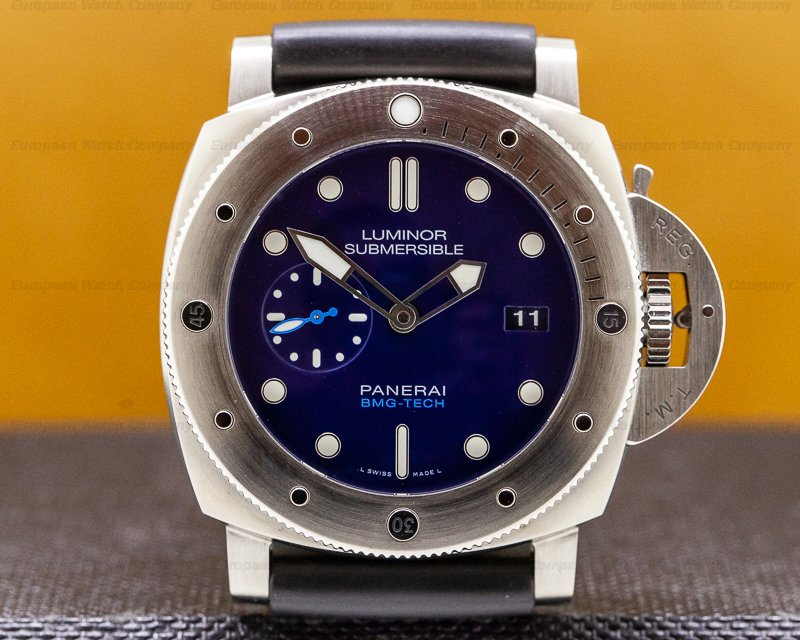 Panerai PAM00692 Luminor Submersible 1950 BMG-TECH 3 Days Automatic