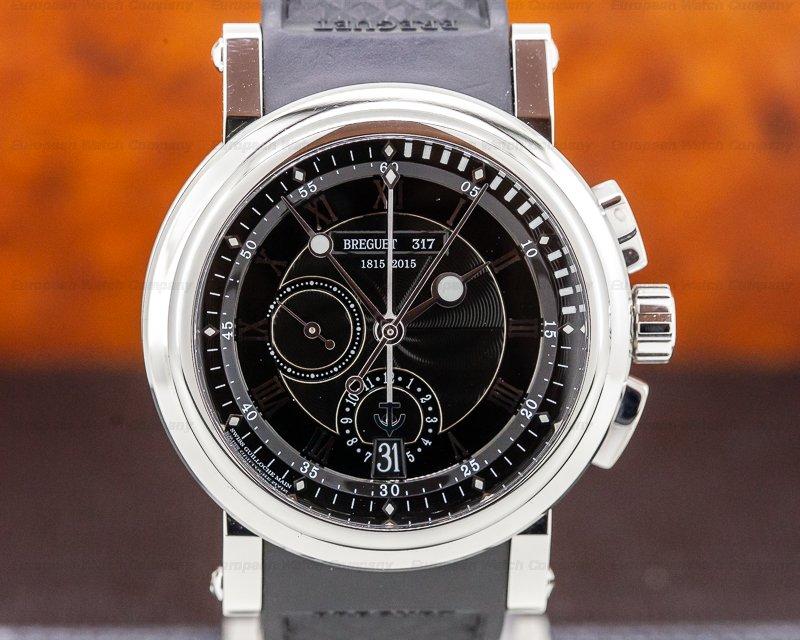 Breguet 5823PT/H2/5ZU Marine Chronograph Platinum LIMITED