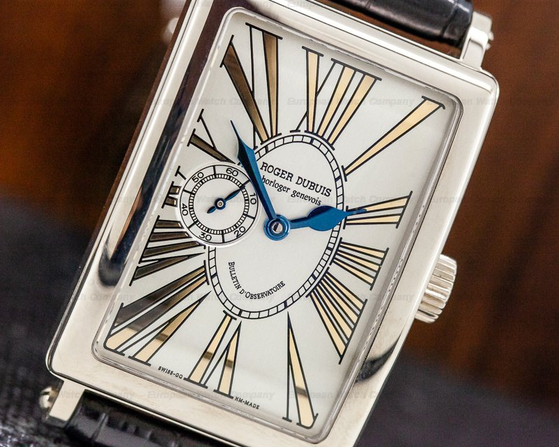 Roger Dubuis M32 98 0 3.72 Much More 18K White Gold LIMITED