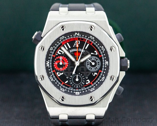 Audemars Piguet 26040ST.00.D002CA.01 Royal Oak Offshore Alinghi Polaris SS LIMITED UNWORN