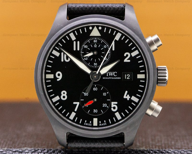 IWC IW389001 Top Gun Chronograph Ceramic 44.5MM