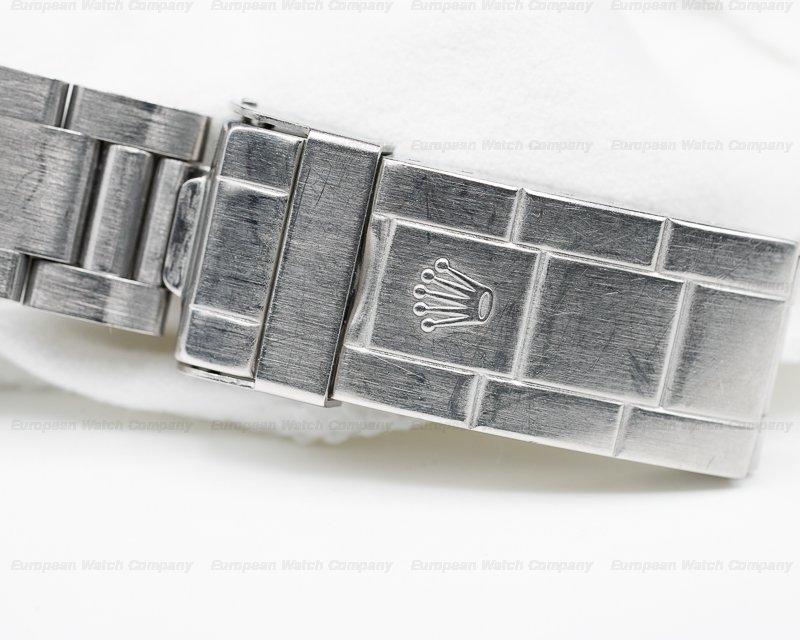 "Rolex 1665 Rail Dial Vintage Sea Dweller ""Rail Dial"" Circa 1979 UNPOLISHED"