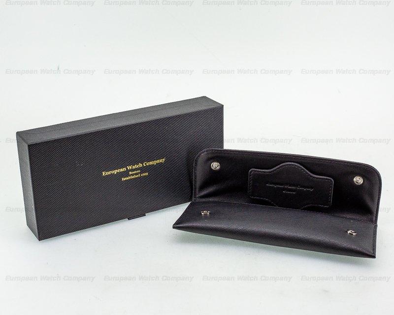 Audemars Piguet 56175TR.oo.0789TR.01 Royal Oak Cuir Quartz 18K Rose Gold / Tantalum