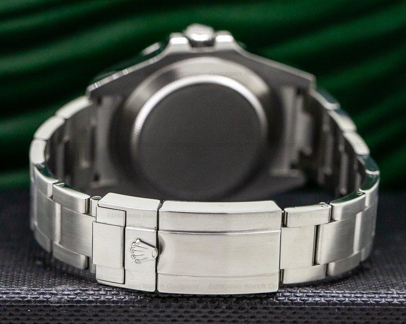 Rolex 216570 Explorer II Black Dial SS / SS
