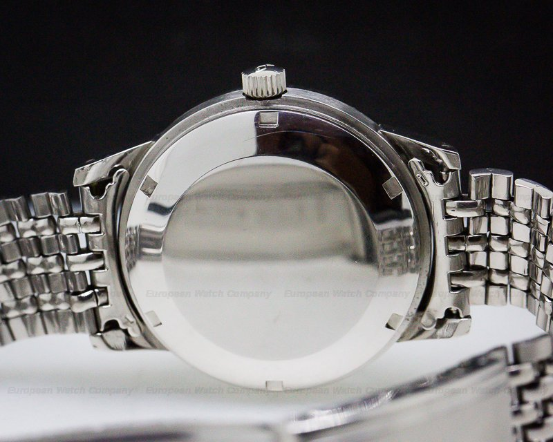 IWC 666 Vintage Ingenieur SS Silver Dial