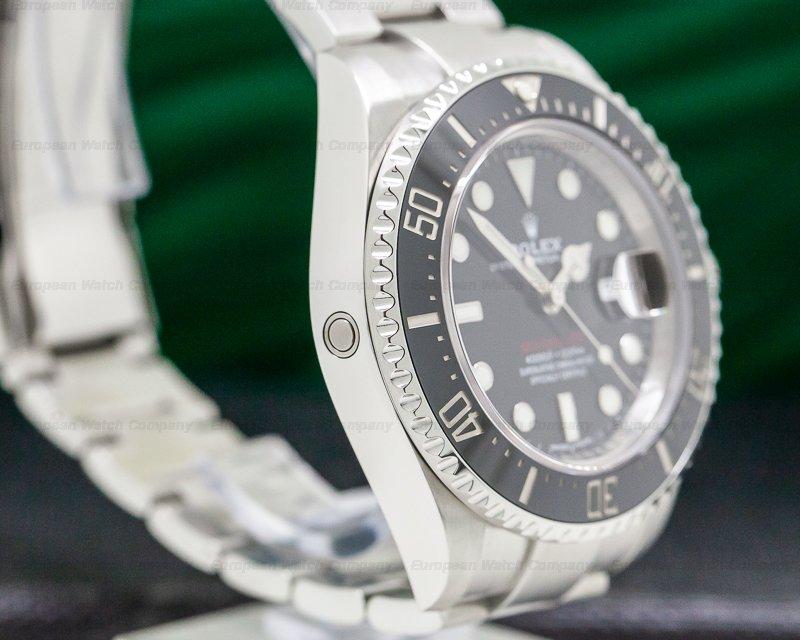 Rolex 126600 Sea Dweller RED 43mm 50th Anniversary SS