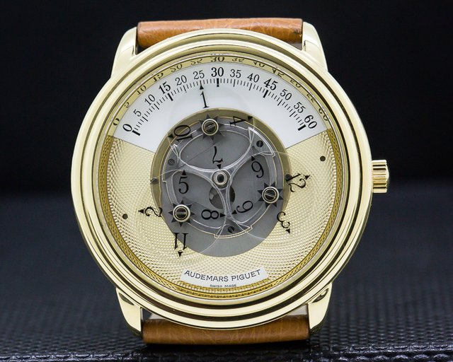 Audemars Piguet 25720BA/O/0002 Star Wheel Automatic 18K Yellow Gold