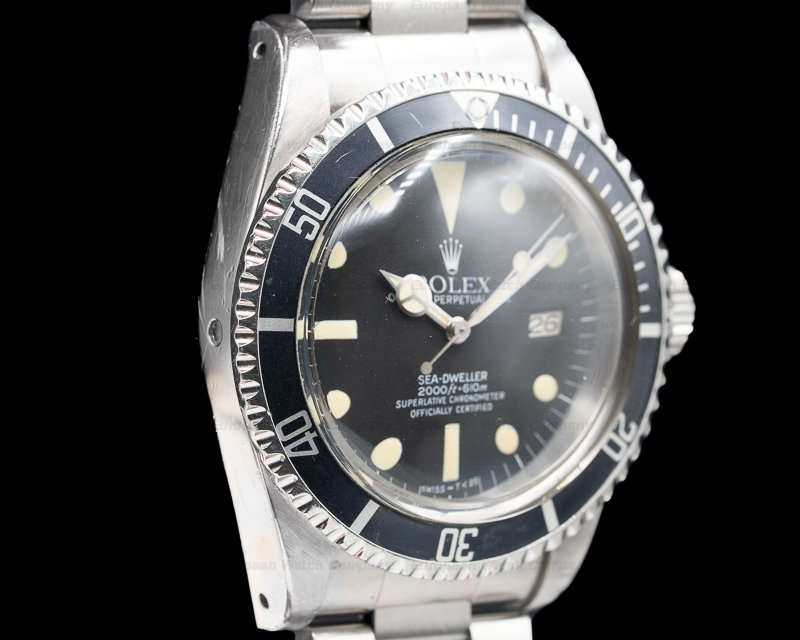 Rolex 1665 Vintage Sea Dweller FULL SET WOW c. 1983