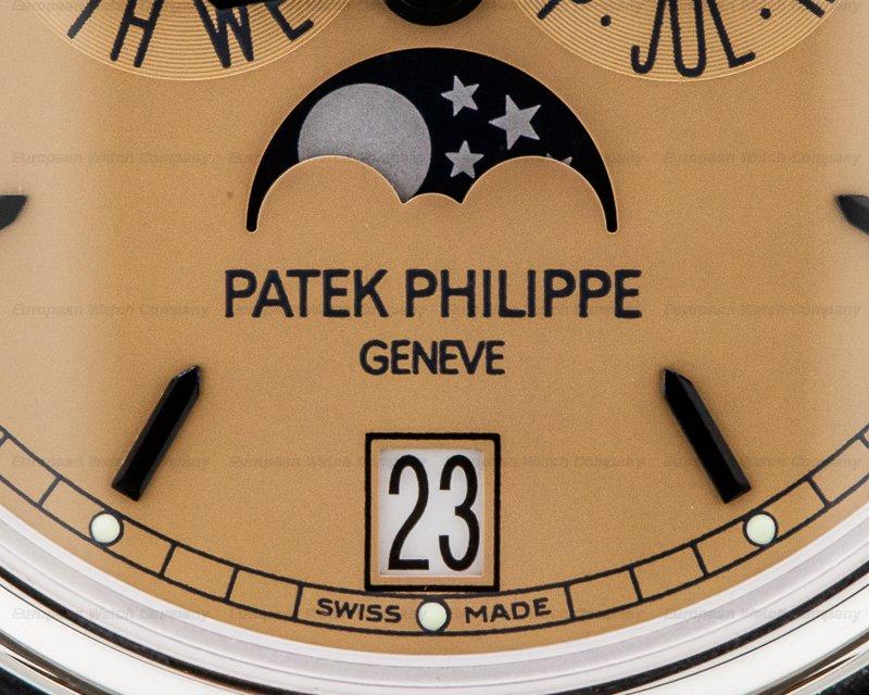 Patek Philippe 5450P-001 Advanced Research Annual Calendar Platinum Salmon Dial Limited UNWORN