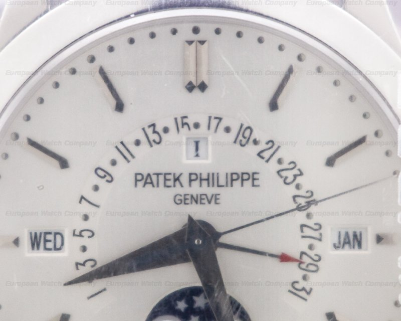 Patek Philippe 5496P-001 Retrograde Perpetual Calendar Platinum SEALED