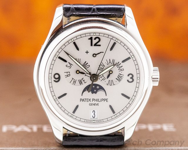 Patek Philippe 5250G-001 Advanced Research Annual Calendar 18K White Gold LIMITED
