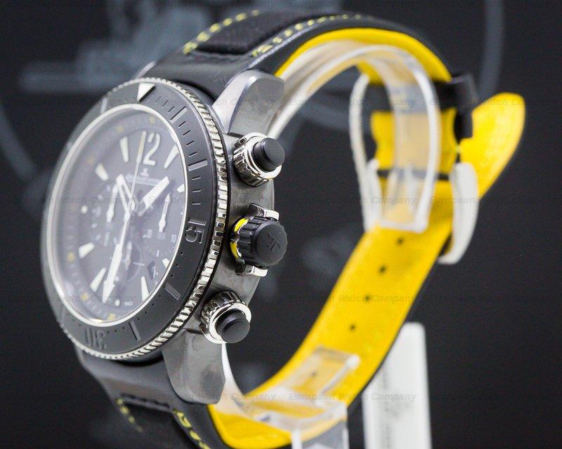 Jaeger LeCoultre Q178T471 Master Compressor Diving Chronograph GMT Navy Seals